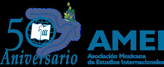 Logo AMEI 50 aniversario