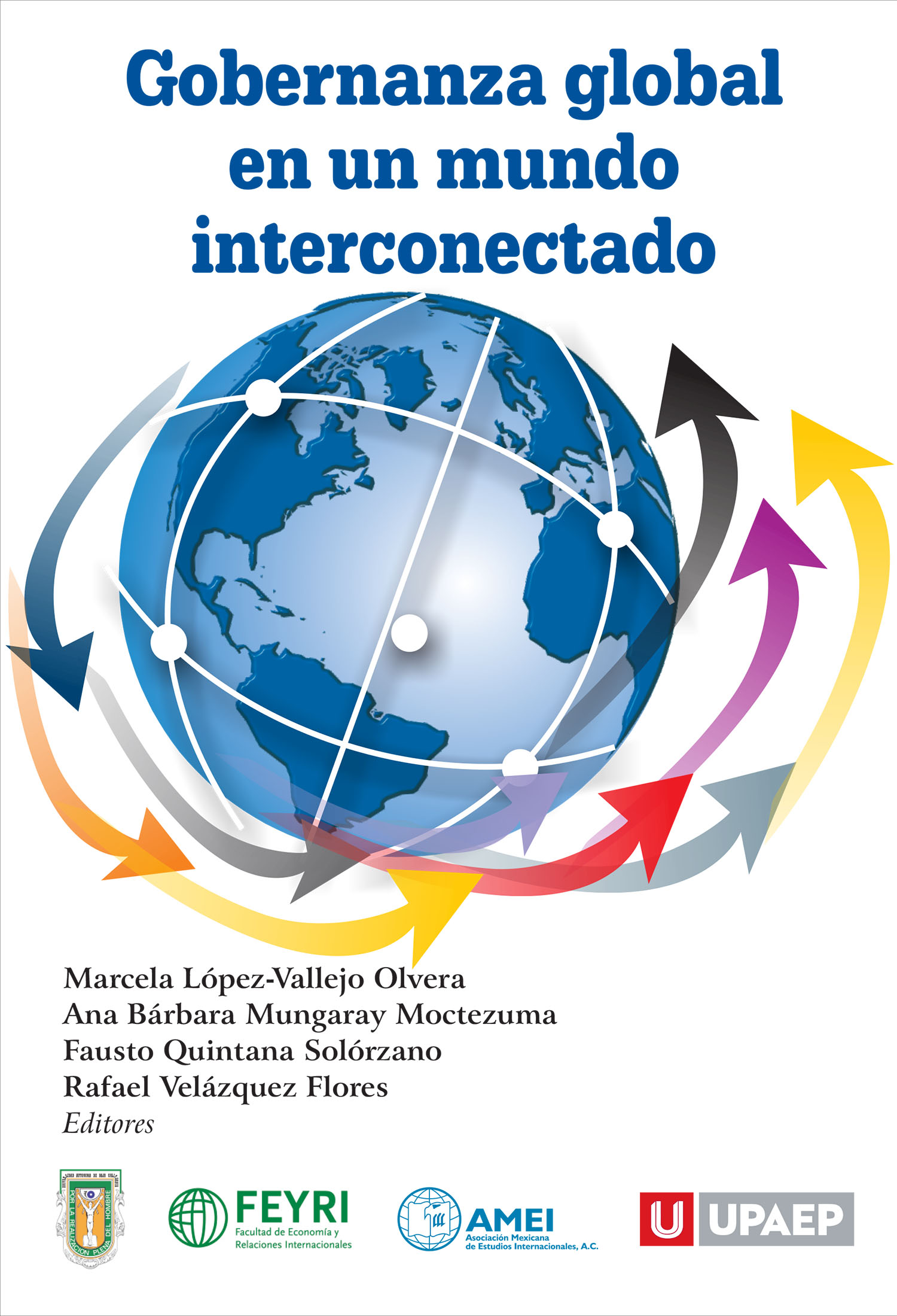 Gobernanza global en un mundo interconectado Book Cover