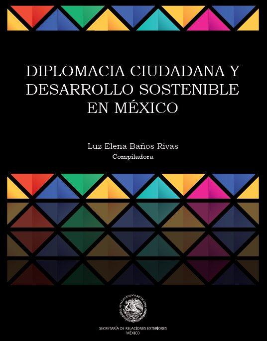 Diplomacia ciudadana y desarrollo sostenible en México Book Cover