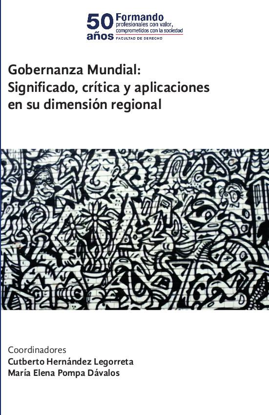 Gobernanza Mundial: significado, crítica y aplicaciones en su dimensión regional Book Cover